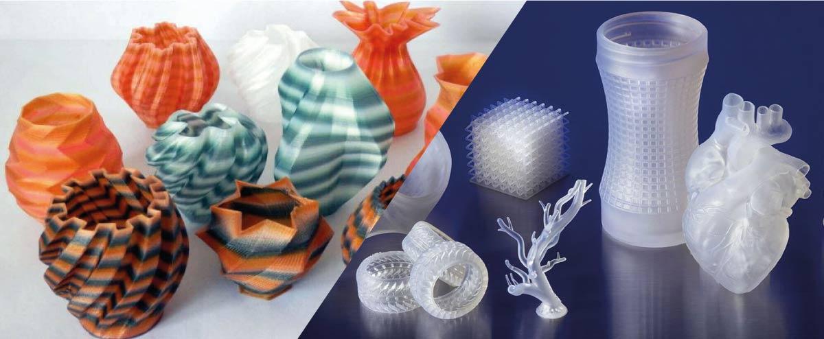 filamento vs resina