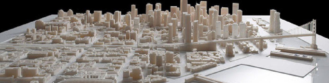 impresión 3d arquitectónica